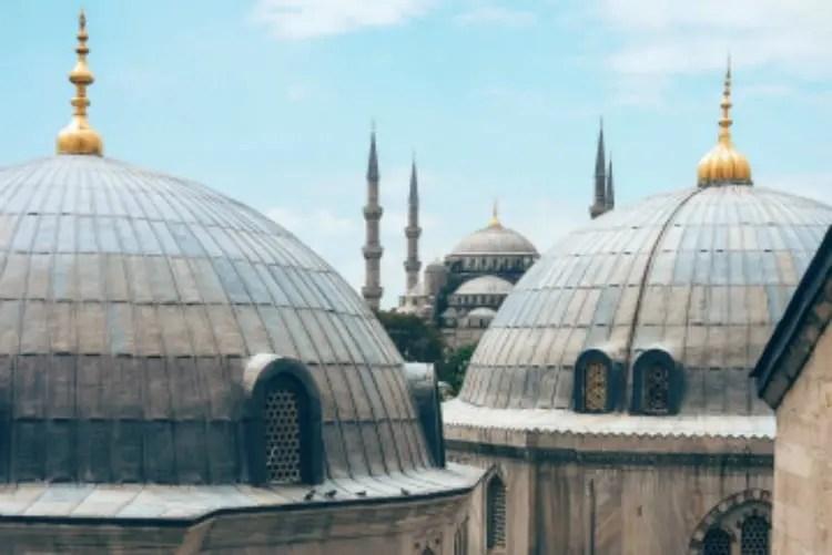 Cultuurverschillen in Istanbul