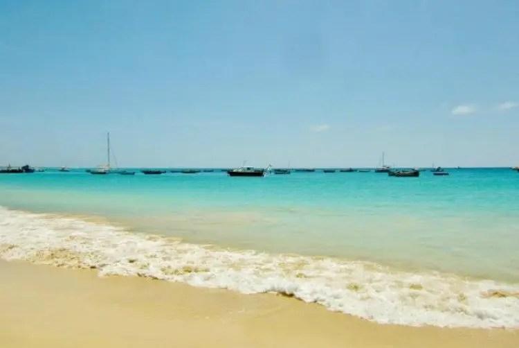 De beste stranden in Kaapverdië