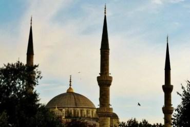Bezienswaardigheden in Istanbul