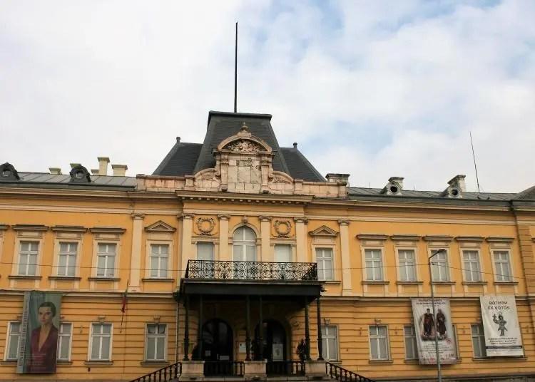 National Art Gallery Sofia Bulgaria