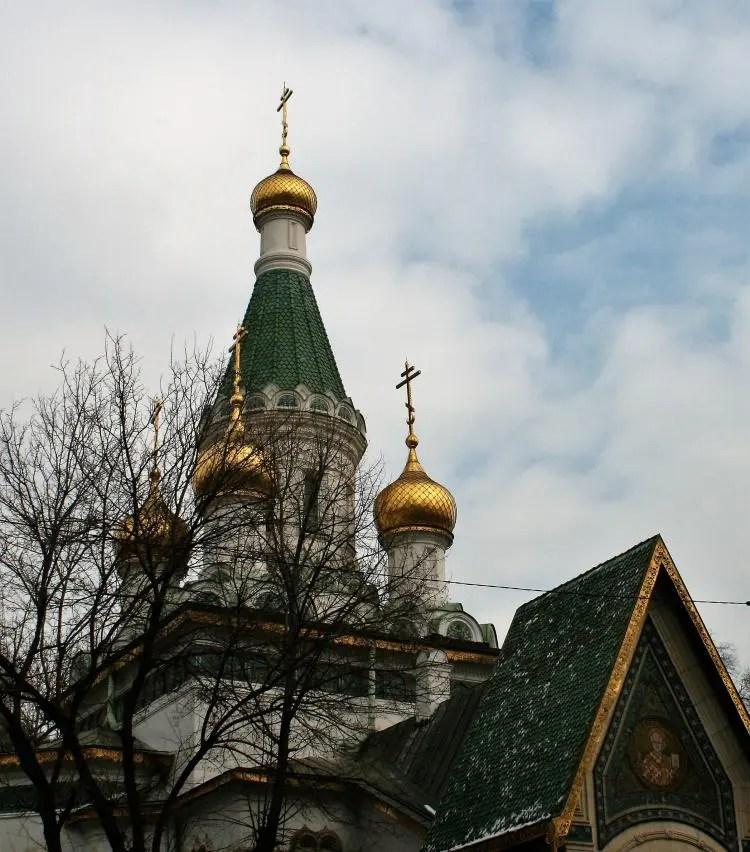 The Orthodox Saint Nikolas Russian Church
