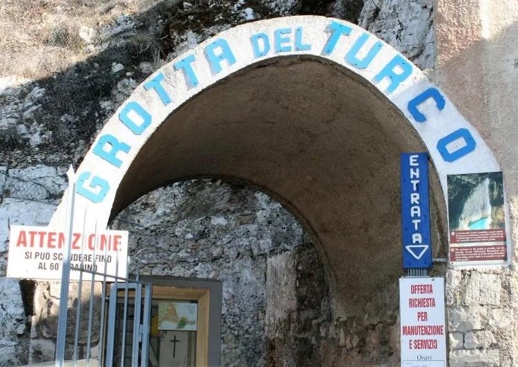 La Grotta Del Turco in Gaeta