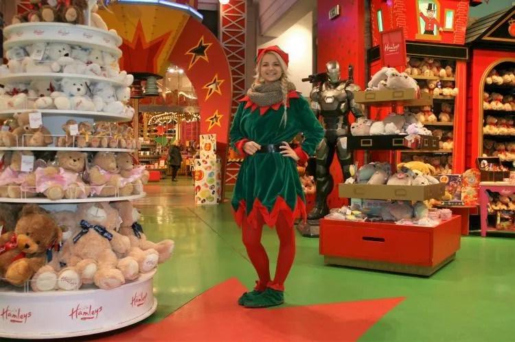 Tsjechië Speelgoedwinkel Praag