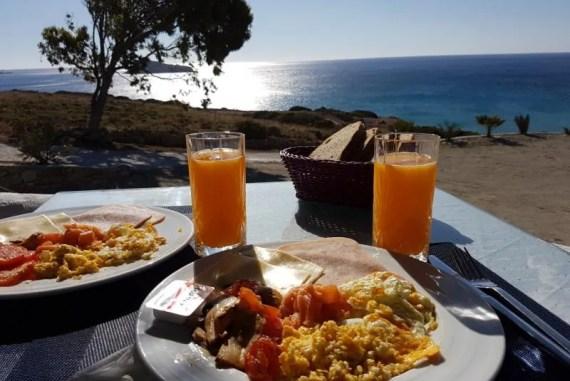 Heerlijk eten op Karpathos in Griekenland - De favoriete bestemming van Athina