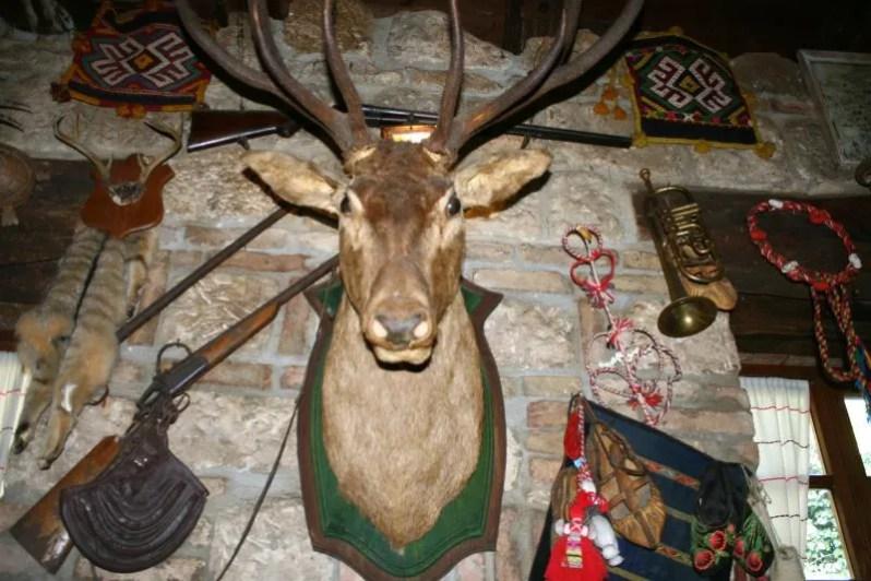 Restaurant Kalimanski Han in Bulgarije