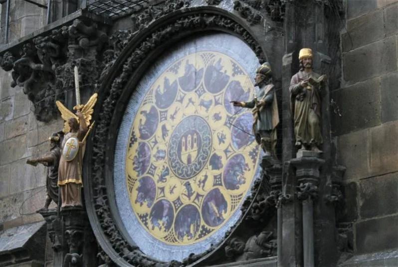 Het astronomische uurwerk van Praag