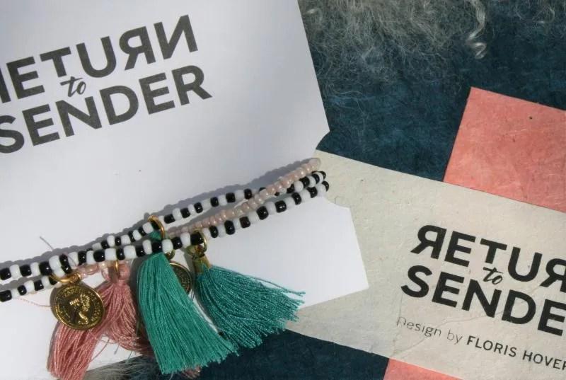 Cadeaus van Return to Sender