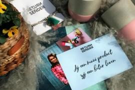 De leukste cadeaus van Return to Sender