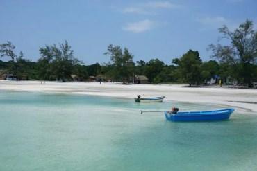 Koh Rong Samloem in Cambodja – De favoriete bestemming van Djura