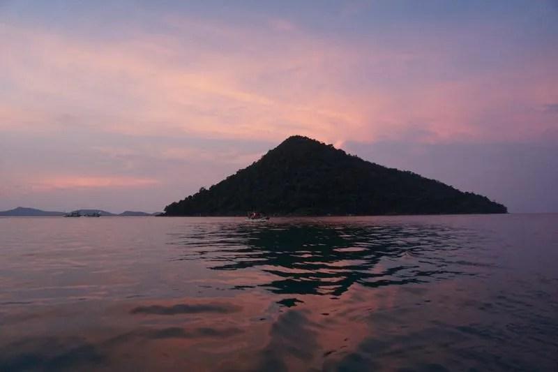 Koh Rong Samloem in Cambodja