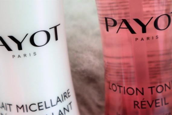 Het Franse merk Payot gezichtsreiniging op basis van kruiden, planten, mineralen en edelstenen