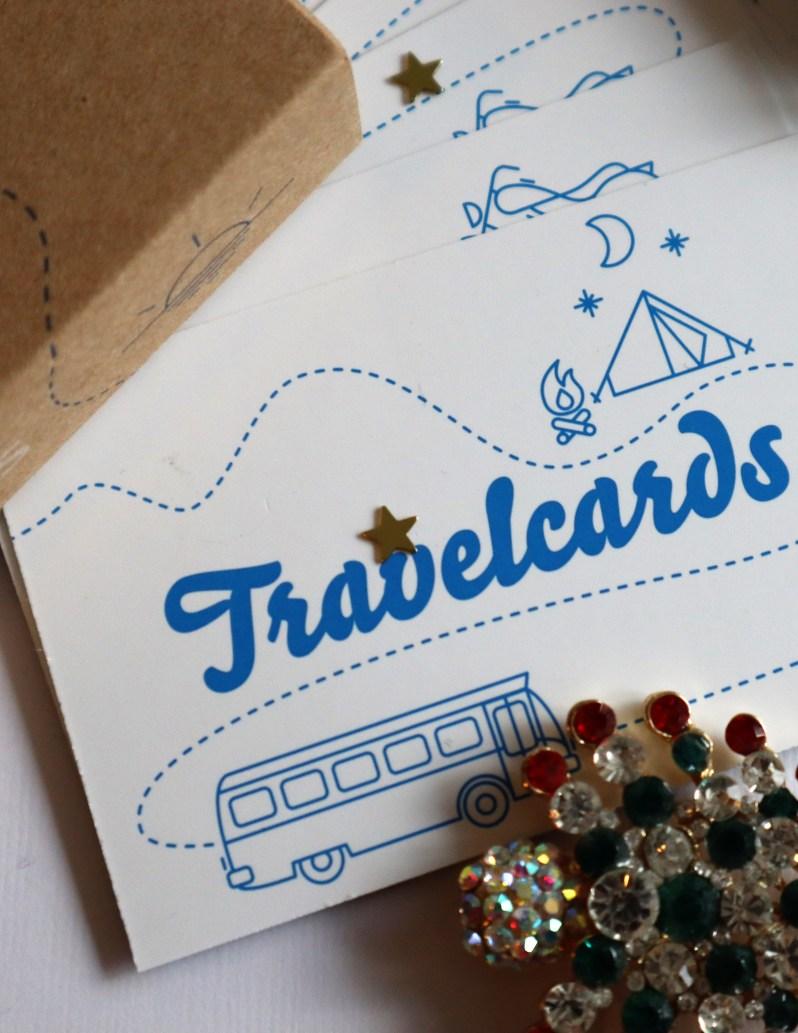 Travelcards voor reizigers