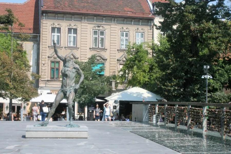 Ljubljana is de groenste hoofdstad van Europa