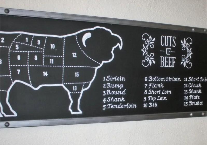 Sorbora Steak House in Ljubljana Review