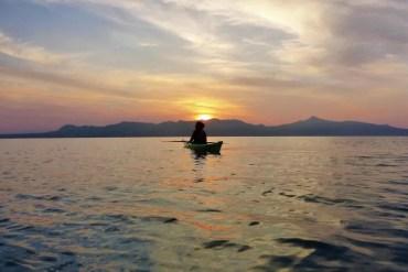 Kajakken op zee: de perfecte setting voor meditatie en ontspanning