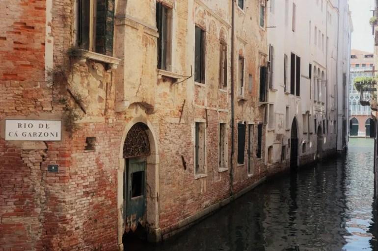 Varen in Venetië