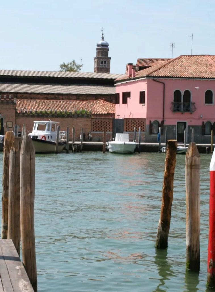 Dagtrip naar het eiland Murano