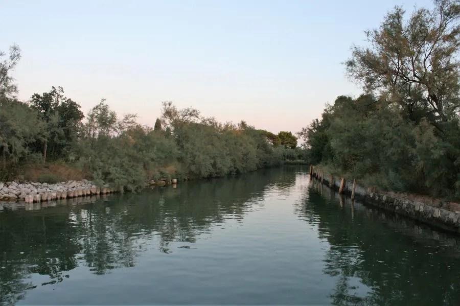Het eiland Torcello