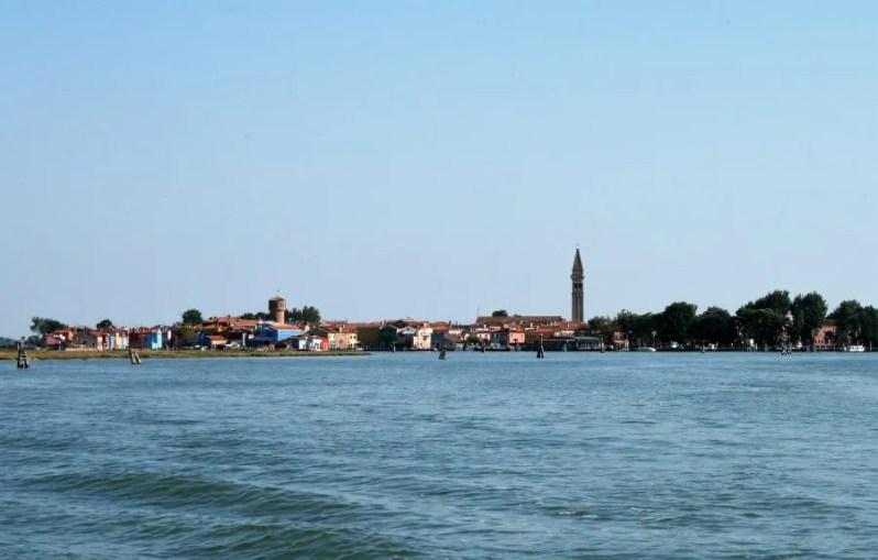 Tips voor de eilanden in de lagune van Venetië
