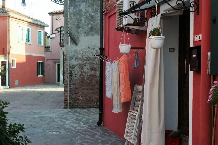 Tips voor het eiland Burano