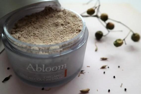 100% natuurlijke huidverzorging die je kunt eten van Abloom