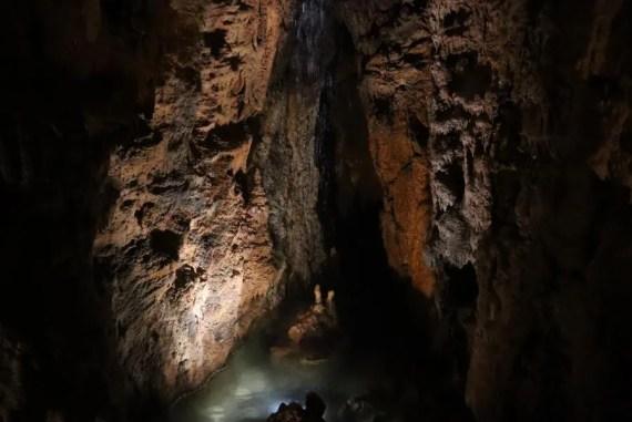 Grutas de Mira de Aire de grootste grotten van Portugal