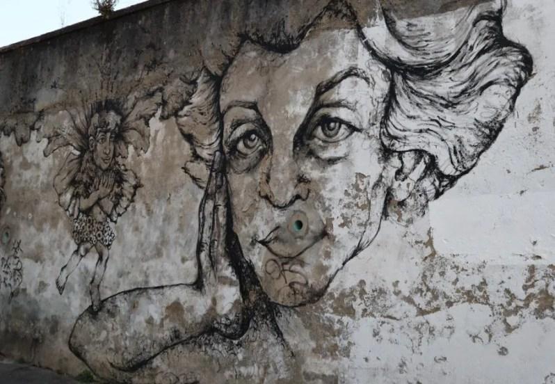 Vijf minder bekende dingen om te doen in Lissabon - Street Art