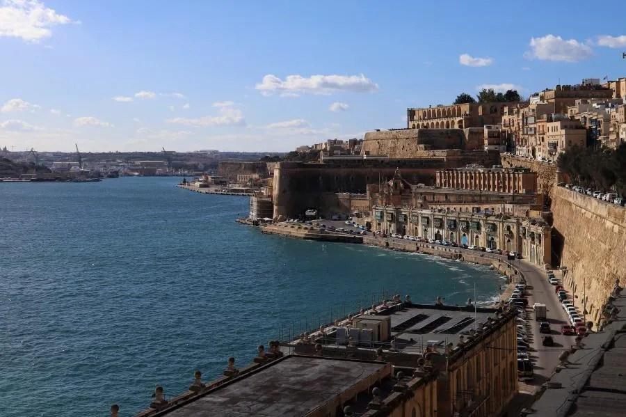 Bezienswaardigheden in Valletta