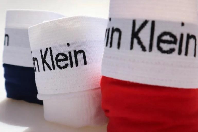 Calvin Klein boxershorts mee op reis