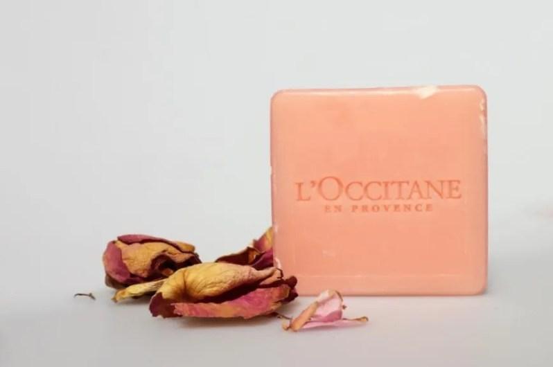 Cherry Blossom zeep van L'Occitane en Provence