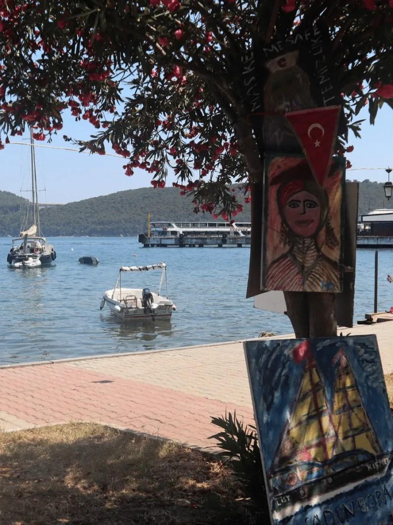 Burgazada in Istanbul