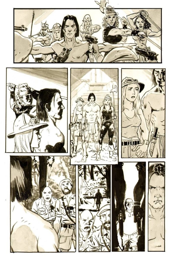 TOAFT #5 art Page 2 B&W REVISED LO RES 2