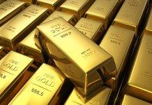 cena zlata padá