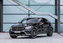 Mercedes-AMG GLC 43 4MATIC Coupé