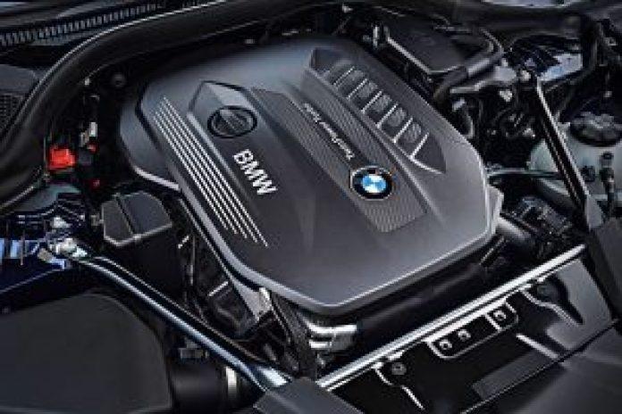 BMW radu 5 Touring motor