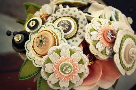 Alternative Bridal Bouquets
