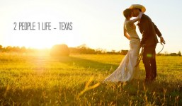 2 people 1 Life: Wedding Number 27 in Texas