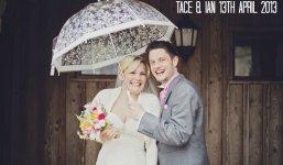1a Pastel Loving, DIY Barn Wedding