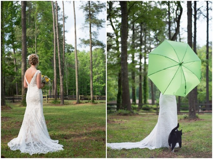 14 Burlap, Sunflowers and Hay Bale Wedding