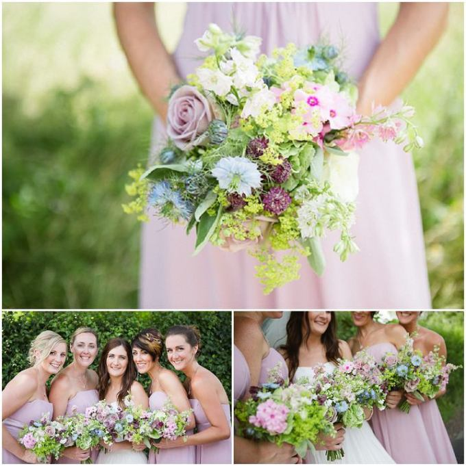 Wedding Flowers Suffolk: Rustic Chic Barn Wedding In Suffolk By Lola Rose Photography