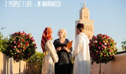 2 2 people 1 Life - In Marrakech