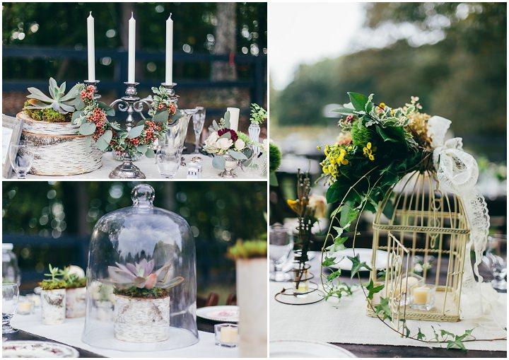 Harvest Themed Wedding