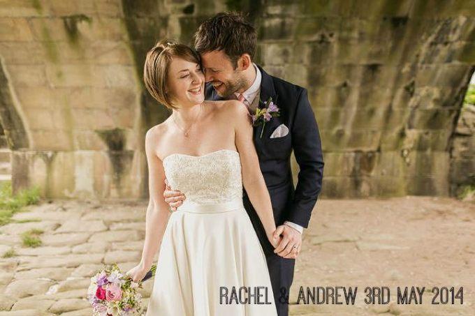 1a Wedding with a Homemade Wedding Dress. By Paul Joseph Photography
