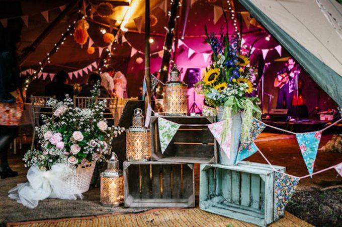 Boho Bride Wedding Planning