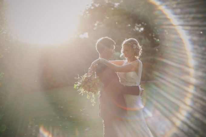 1  Peach and Grey East Riddlesden Hall Barn Wedding By Soul Images