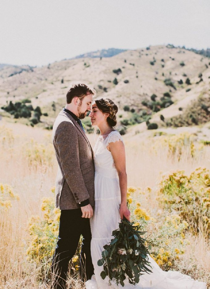 1 Bohemian Colorado Wedding By Lee Sun Hee Photography