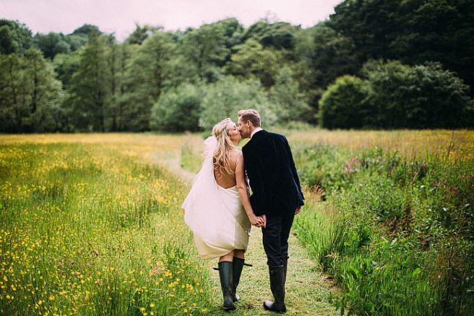 1 Book Themed Lancashire Wedding By Lawson Photography
