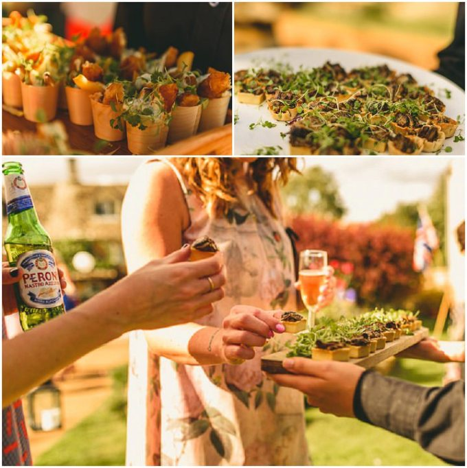 Whole Foods Florist Wedding: Rosie And Nick's Country Garden Cotswolds Wedding By Miki