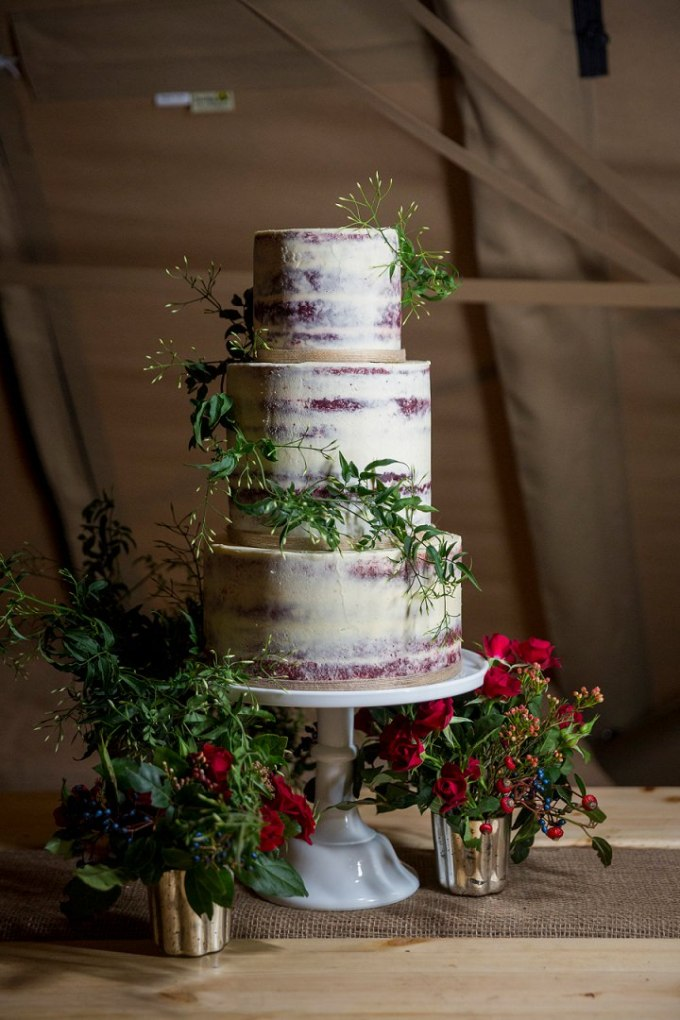 2 Winter Wonderland Tipi Wedding By Coastal Tents and Thomas Alexander