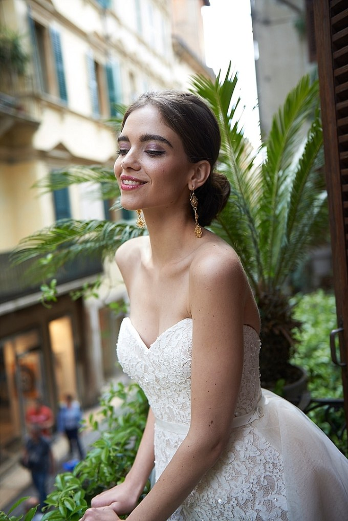 Bridal Style: The New 2017 Stephanie Allin Bellissimo Collection